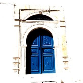 porta a Sidi Bou Said