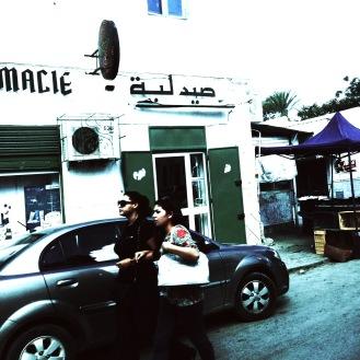 strade di Hammamet