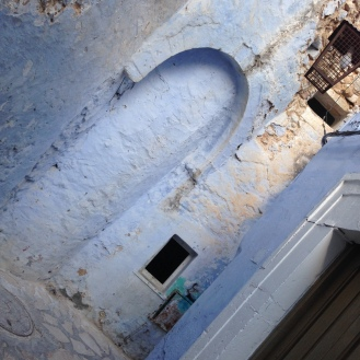 strade nella medina di hammamet